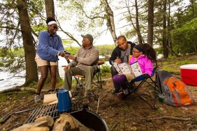 ENCON camping