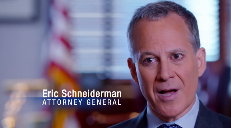 Image result for eric schneiderman