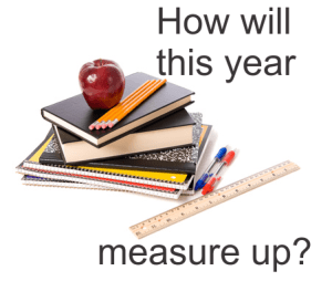 How Will This Year Measure