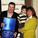 ciaran-receives-award