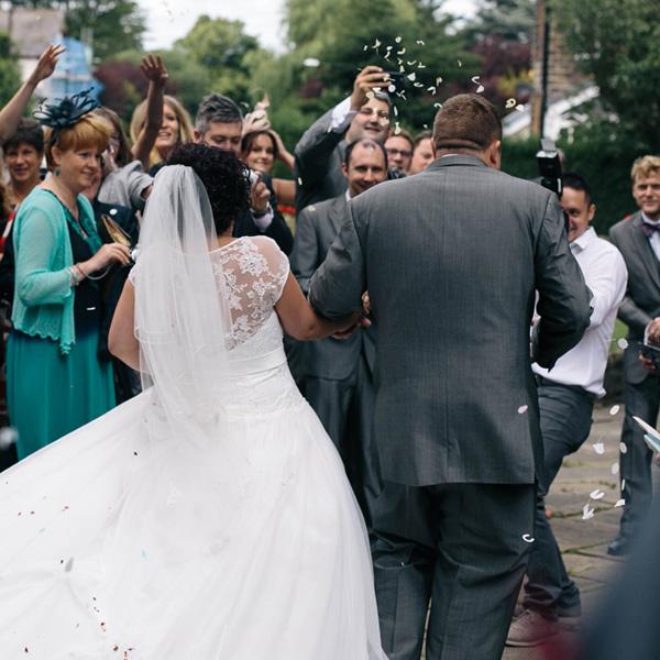 Wedding Shots – Sarah And Andy