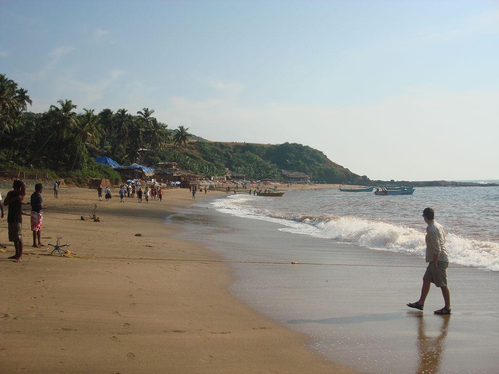 20071226 008 Anjuna der Strand