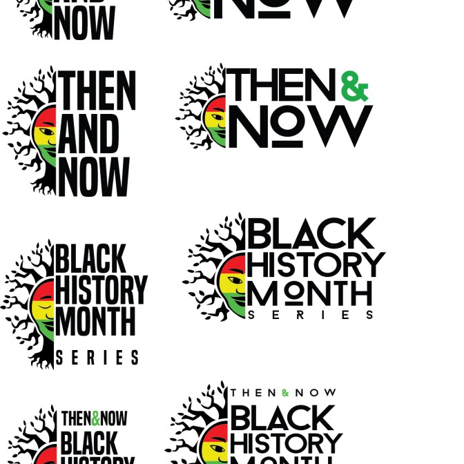 Then and Now Logo Concepts