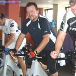 Spinning Event zu Halloween