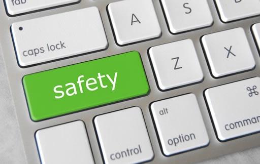 高い安全性をアピールするソフトウェア