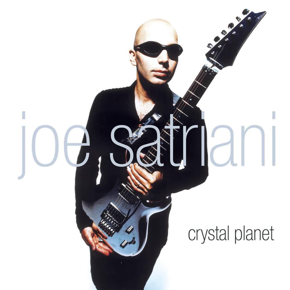 Crystal Planet Joe Satriani Universe