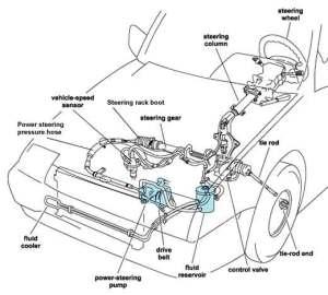 Wheel Alignment Strut Replacement  Joe's Garage Inc