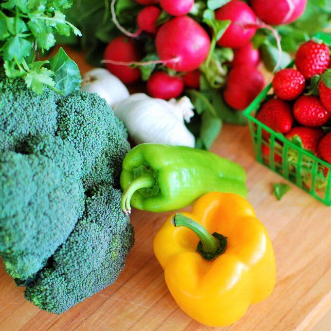 broccoli garlic sauce