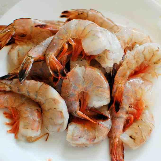 Cleaned Shrimp