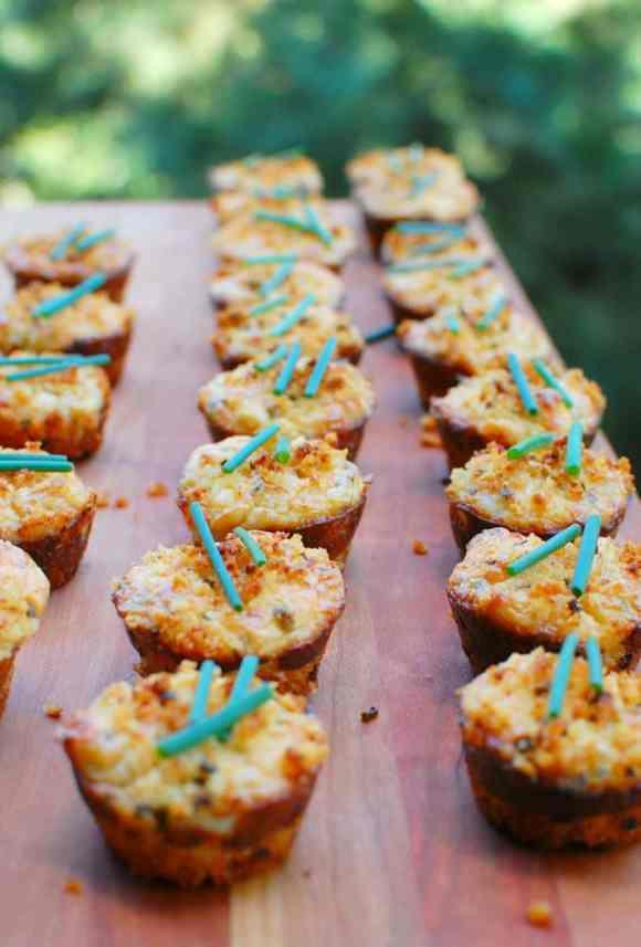 crab cake appetizer   joeshealthymeals.com