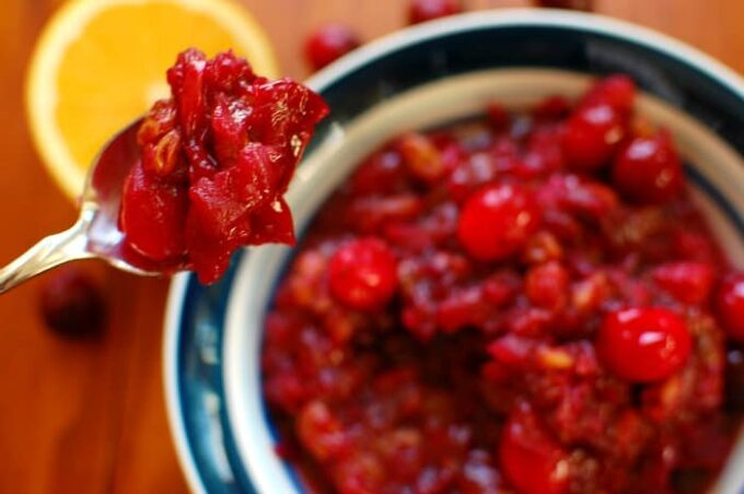 Red Wine cranberry sauce. Tart and not too sweet, this sauce is excellent with turkey and ham.   joeshealthymeals.com