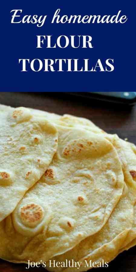flour tortilla pinterest collage