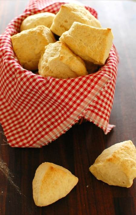 Beer Biscuits from scratch.  joeshealthymeals.com
