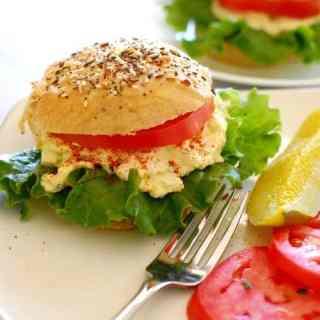 Easy Rye Sandwich Rolls