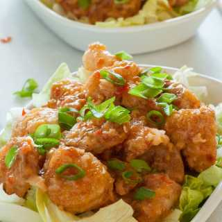 Bang bang shrimp.