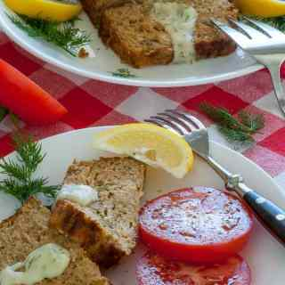 Perfect Salmon Loaf
