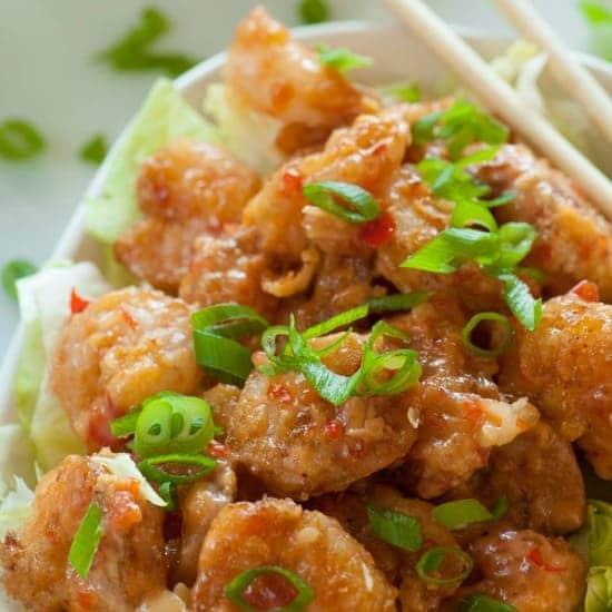 Bonefish Grill Bang Bang Shrimp. Top 8 most popular appetizers.   joeshealthymeals.com