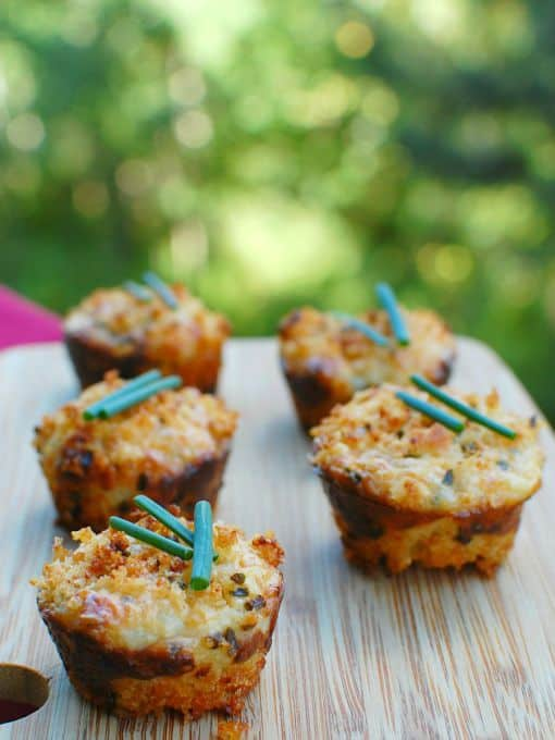 Mini crab cakes. Top 8 most popular appetizers.   joeshealthymeals.com