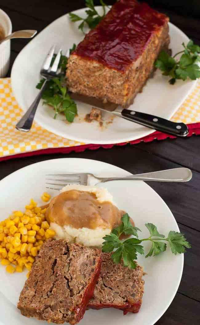 My Favorite Meatloaf Recipe | Joe's Healthy Meals
