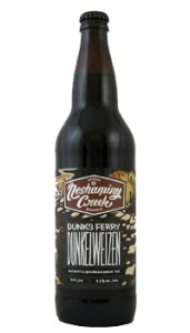 Dunks Ferry Dunkelweizen is the Sixpack of the Week