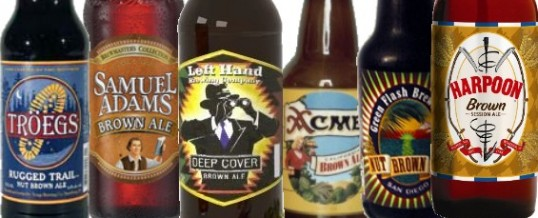 The death (and rebirth?) of brown ale