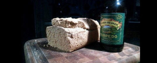 When making bread, just add beer