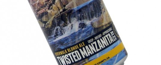 Sixpack of the Week: Twisted Manzanita Riverwalk Blonde