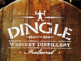 Dingle Distillery barrel via TripAdvisor