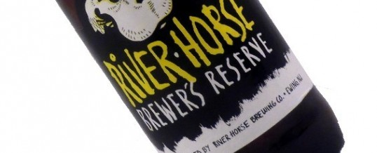 Sixpack of the Week: River Horse Triple IPA (Brewer's Reserve)