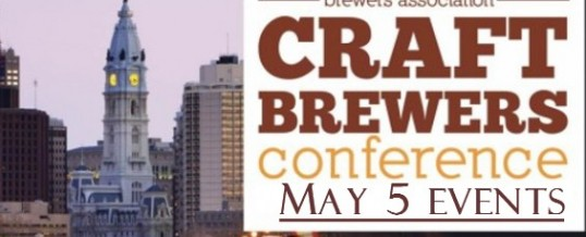 CBC May 5: Where to find the beer