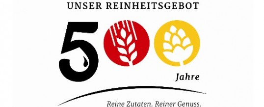 500 years of Reinheitsgebot purity: Enough already
