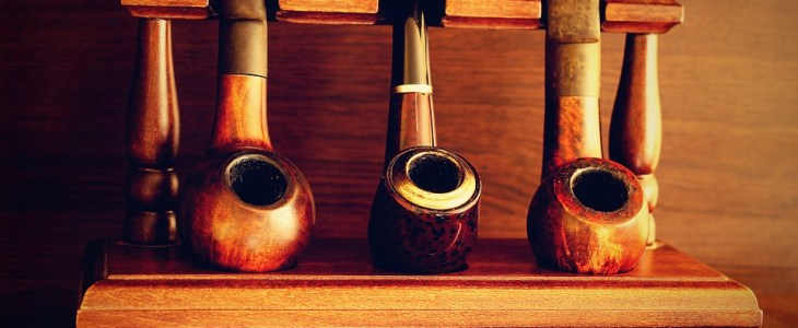 old smoking pipes