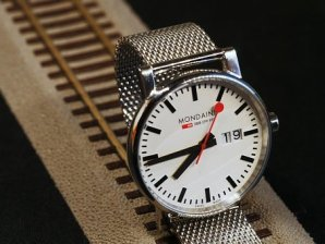a quartz watch