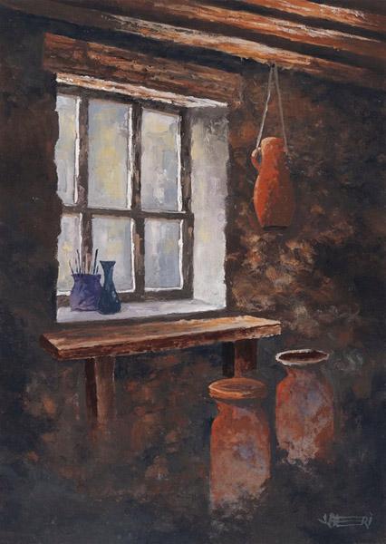 Dawn's Early Light - Artist John Oteri