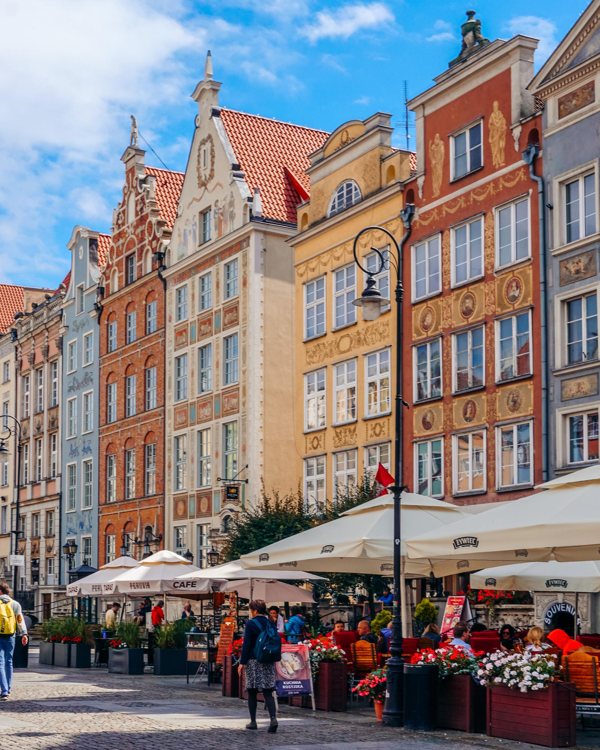 Long Market Gdańsk