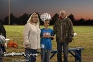 during the St. John versus Otis-Bison Junior High football game with St. John winning 30-0 at Otis-Bison High School in Otis, Kansas on October 17, 2013. (Photo: Joey Bahr, www.joeybahr.com)