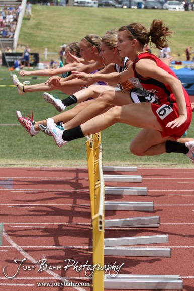 2012 KSHSAA State Track and Field Championship