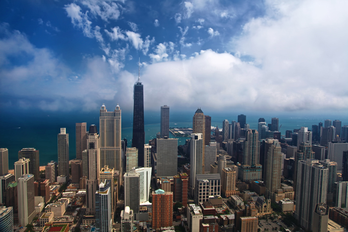 Aerial Photography In Chicago By JoeyBLS Photography