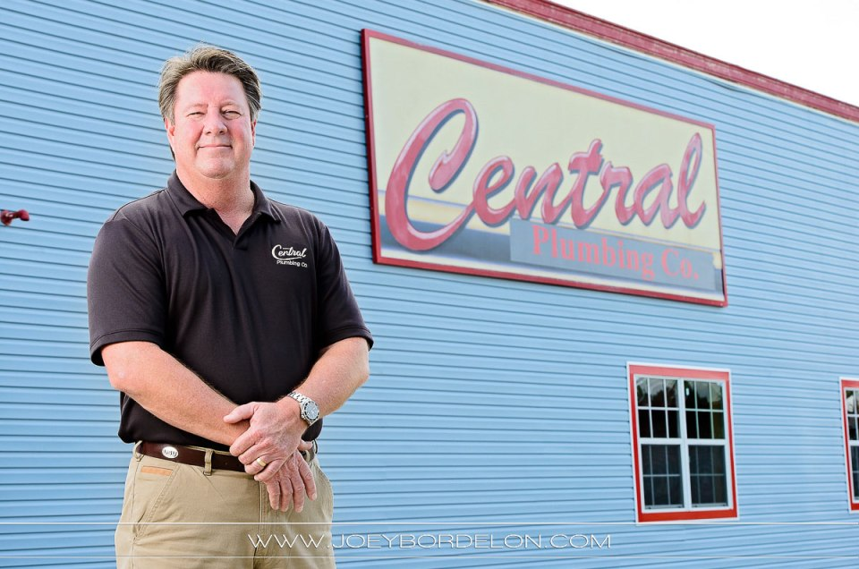Baton Rouge Central Plumbing Co. Owner