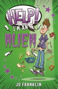 Book Help I'm an Alien Book