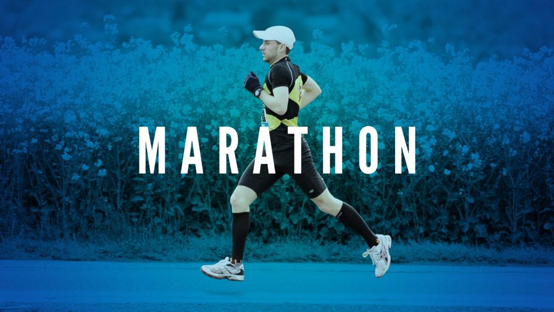 Marathon… C'est OUI…
