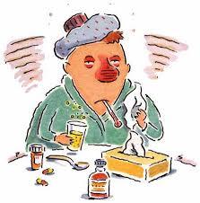 La grippe…