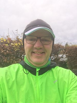 La dernière semaine jogging de novembre.