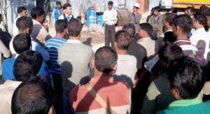 Joginder Nagar Assembly Election Meetings