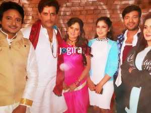 sangeeta tiwari in bhojpuri film sarvshaktishali mahadev