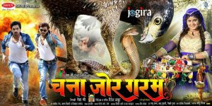 भोजपुरी फिल्म चना जोर गरम का फर्स्ट लुक