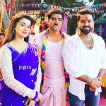 pawan singh and akshara singh hd wallpaper