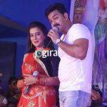 pawan singh and akshara singh ka stage show