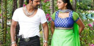 Pawan singh and Akshra singh in Thok Deb