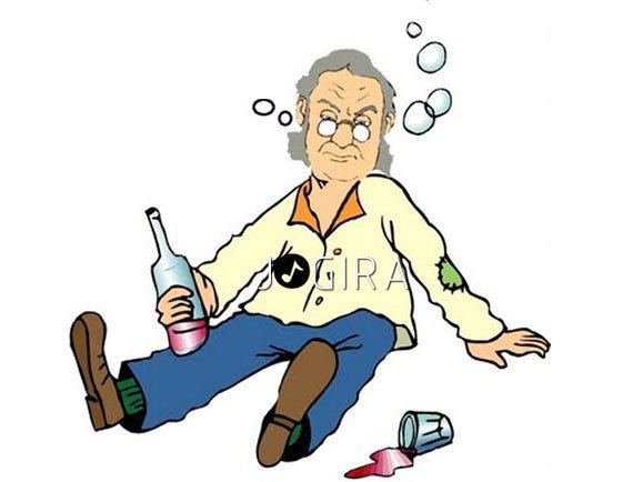 Drunk Actor